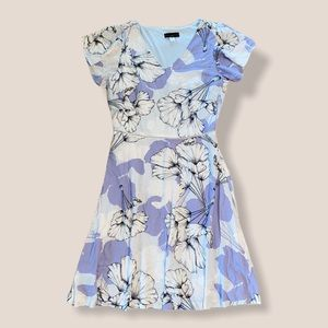 Simply Styled Floral Dress